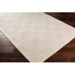 Home Accent Mister 2' x 3' Accent Rug, Brown/Beige found on Bargain Bro from Ashley Furniture for USD $43.31