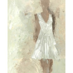Giclee Mademoiselle Wall Art, Tan found on Bargain Bro from Ashley Furniture for USD $167.19