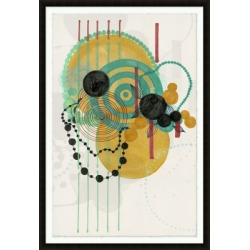 Giclee Fireworks Wall Art, Multi found on Bargain Bro India from Ashley Furniture for $268.00