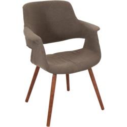 Flair Chair, Brown