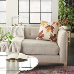 Decorative Home For The Holiday Pillow, Multi found on Bargain Bro India from Ashley Furniture for $27.99