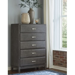 Caitbrook Chest of Drawers, Gray