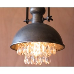 Home Accents Pendant Light, Gray found on Bargain Bro Philippines from Ashley Furniture for $198.00