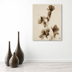 Flowers Alpha 16X20 Metal Wall Art, Brown found on Bargain Bro India from Ashley Furniture for $144.99