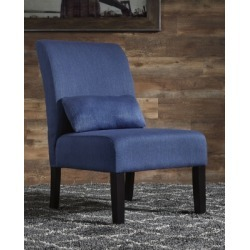 Sesto Accent Chair, Blue