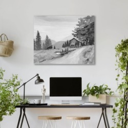Noir 24X36 Acrylic Wall Art, Gray found on Bargain Bro India from Ashley Furniture for $289.99