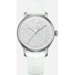 Swarovski Crystalline Hours Watch, White