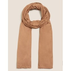 Marks & Spencer Jersey Headscarf - Praline - One Size found on Bargain Bro India from Marks and Spencers - US for $22.00