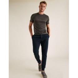 Marks & Spencer Slim Fit Seam Free T-Shirt - Dark Grey - US L found on Bargain Bro India from Marks and Spencers - US for $32.50