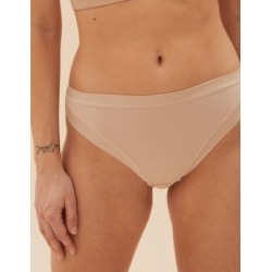 Marks & Spencer Flexifit™ Modal High Leg Knickers - Almond - US 16 (UK 20) found on Bargain Bro Philippines from Marks and Spencers - US for $10.50