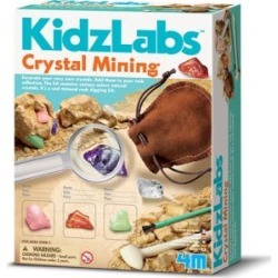 Marks & Spencer Crystal Mining Kit - No Colour - One Size
