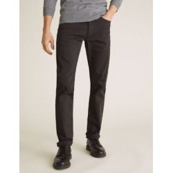 Marks & Spencer Slim Fit Super Stretch Performance Jeans - Dark Grey - 42in waist found on Bargain Bro India from Marks and Spencers - US for $69.00