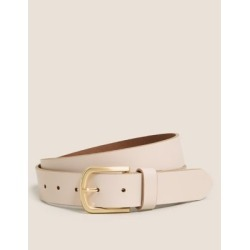 Marks & Spencer Leather Hip Belt - Cream - Extra Small found on Bargain Bro India from Marks and Spencers - US for $24.50