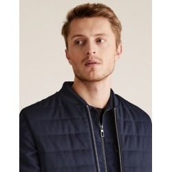 Marks & Spencer Smart Padded Gilet - Dark Navy - US S found on Bargain Bro Philippines from Marks and Spencers - US for $105.00