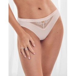 Marks & Spencer Ribbed Lounge Thong - Pink - US 4 found on Bargain Bro Philippines from Marks and Spencers - US for $17.50