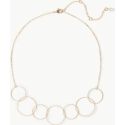 Marks & Spencer Open Circle Necklace - Gold - One Size found on Bargain Bro India from Marks and Spencers - US for $16.50