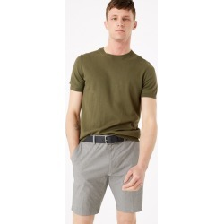Stretch Textured Chino Shorts found on MODAPINS from Marks and Spencers - US for USD $50.00