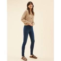 Tencel™ High Waisted Skinny Jeans found on MODAPINS from Marks and Spencers - US for USD $60.00