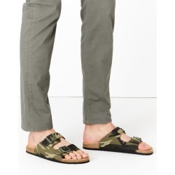 Canvas Camo Print Double Buckle Sandals found on Bargain Bro Philippines from Marks and Spencers - US for $42.50