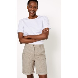 Pure Cotton Floral Chino Shorts found on MODAPINS from Marks and Spencers - US for USD $26.00
