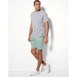 Cotton Rich Chino Shorts with Stretch mint found on MODAPINS from Marks and Spencers - US for USD $26.00
