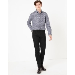 Slim Fit Smart Jeans with Stretch