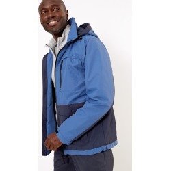 Colour Block Jacket with Stormwear™
