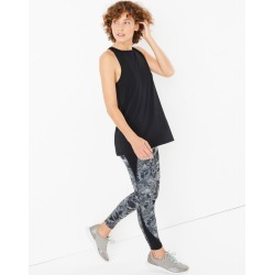 Feature Pocket Printed Leggings
