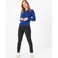 PETITE High Waisted Super Skinny Jeans found on MODAPINS from Marks and Spencers - US for USD $32.50