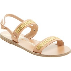 Ancient Greek Sandals Paros Leather Sandal found on MODAPINS from Ruelala for USD $89.99