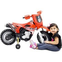 Honda CRF250R Dirt Bike 6V found on Bargain Bro Philippines from Gilt for $123.99