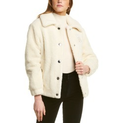 Burberry Rosewell Wool Jacket found on Bargain Bro from Gilt City for USD $904.39
