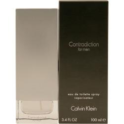 Calvin Klein Men's Contradiction 3.4oz Eau de Toilette Spray found on Bargain Bro India from Gilt for $29.99