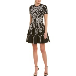 Alexander McQueen Jacquard A-Line Dress found on MODAPINS from Gilt for USD $1149.99
