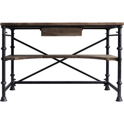 Armen Living Theo Industrial Desk found on Bargain Bro Philippines from Gilt City for $479.99