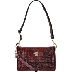 Versace Crystal Palazzo Leather Clutch found on MODAPINS from Gilt.com for USD $959.99