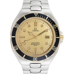 Omega 1980s Men's Seamaster Watch found on MODAPINS from Ruelala for USD $1499.00