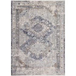 Surya Liverpool Machine Woven Rug found on Bargain Bro India from Gilt for $89.99