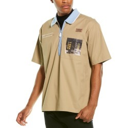Burberry Montage Print Polo Shirt found on Bargain Bro India from Gilt City for $349.99