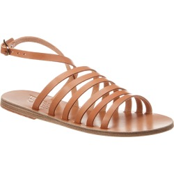 Ancient Greek Sandals Korkira Leather Sandal found on MODAPINS from Ruelala for USD $179.99