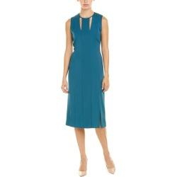 Akris Silk-Blend Sheath Dress found on MODAPINS from Ruelala for USD $747.99