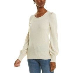 Qi Cashmere Balloon Sleeve Cashmere Sweater found on Bargain Bro India from Gilt City for $79.99