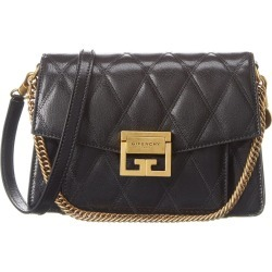Givenchy GV3 Small Diamond Quilted Leather Shoulder Bag found on Bargain Bro India from Gilt City for $1799.99