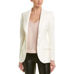Dolce & Gabbana Fitted Wool & Silk-Blend Jacket