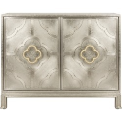 Safavieh Couture Antonella Metal Chest found on Bargain Bro India from Ruelala for $1299.99