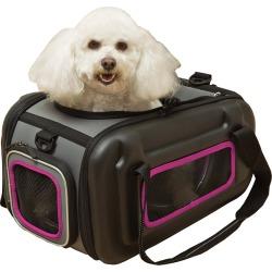 Pet Life Stow-Away Contoured Pet Carrier