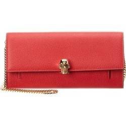 Alexander McQueen Leather Wallet On Chain found on MODAPINS from Ruelala for USD $599.99