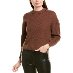 Joie Roshan Wool & Cashmere-Blend Sweater found on Bargain Bro India from Gilt City for $79.99