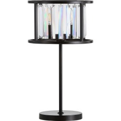 Jonathan Y Bevin 21.5in Metal Crystal LED Table Lamp found on Bargain Bro India from Ruelala for $169.99