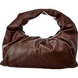 Bottega Veneta Leather Hobo Bag